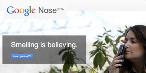 Google-Nose